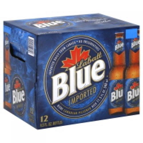 Labatt Blue 11 5 Oz 12 Pack