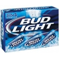 BUD LIGHT 24PK CAN SUITCASE