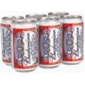 BUD 6 PK CAN