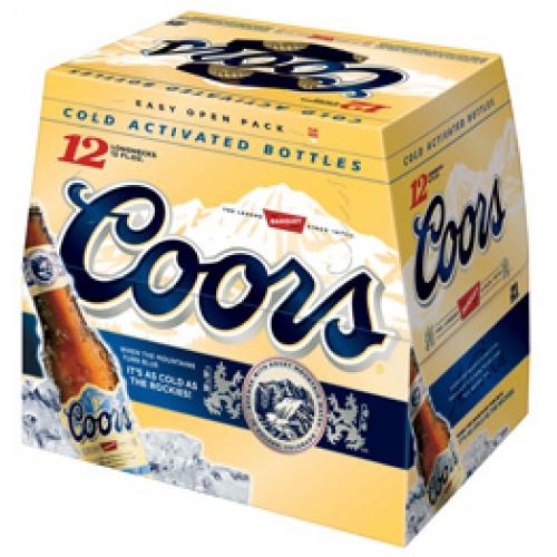 Coors Original 12pk Bottle