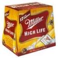 MILLER HIGH LIFE 12PK BTL
