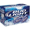 BUD LIGHT 30 PK